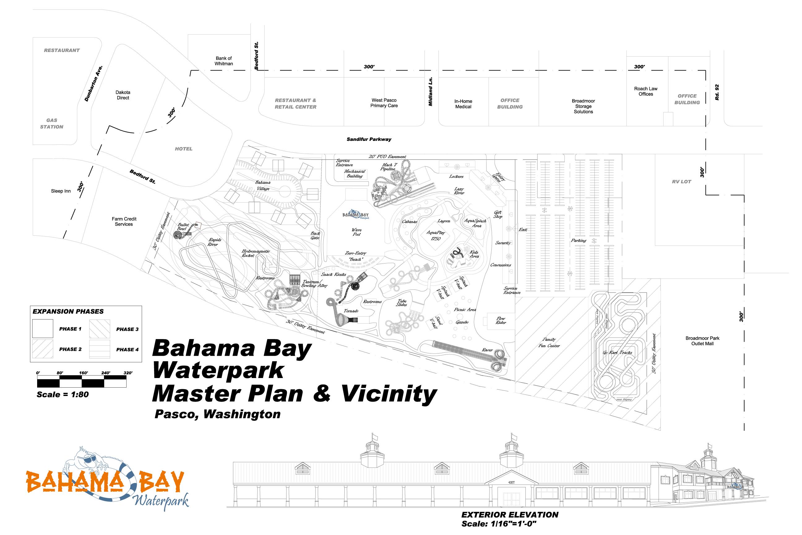 Dynamic Waters Presents Bahama Bay